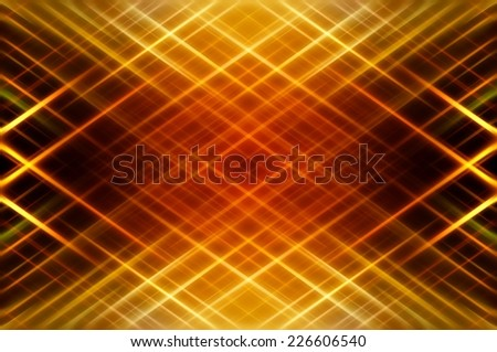 abstract lines. Abstract fractal background - stock photo
