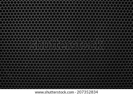 Abstract lines and metal mesh Pattern background - stock photo