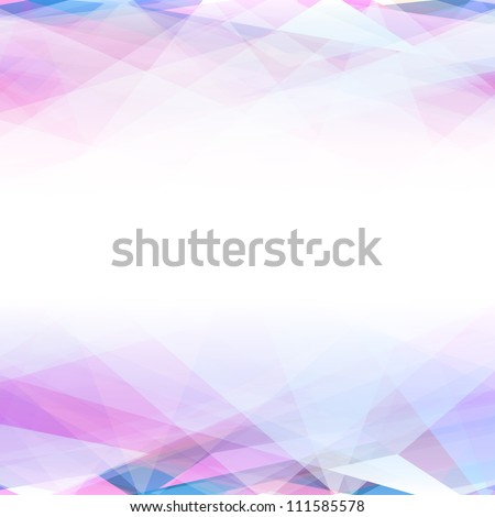 Abstract lowpoly background. Template for style design - stock photo