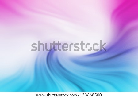 abstract magic wave lighting background - stock photo