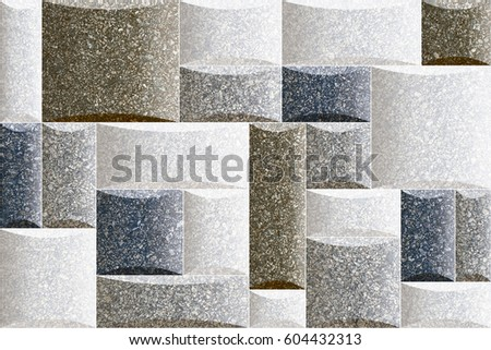 abstract marble wall tiles decorative design,