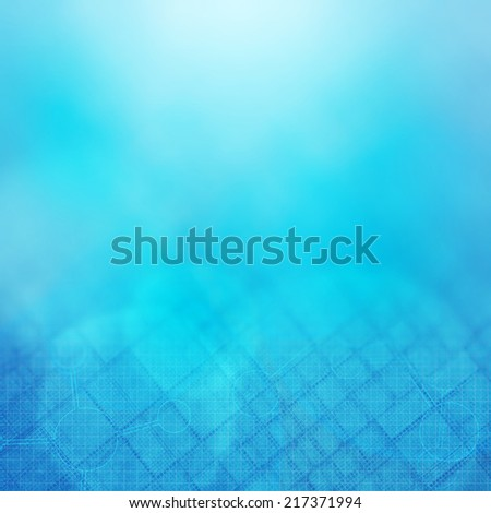 Abstract metal blur molecules medical background  - stock photo