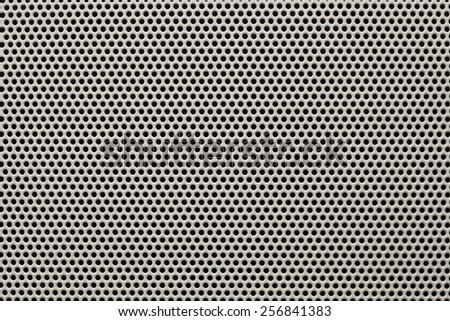 abstract metal grid seamless pattern