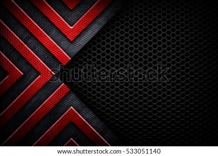 abstract metal with mesh background