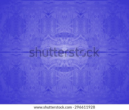 Abstract monochrome geometric background, seamless ellipses pattern in pastel purple, center enlightened