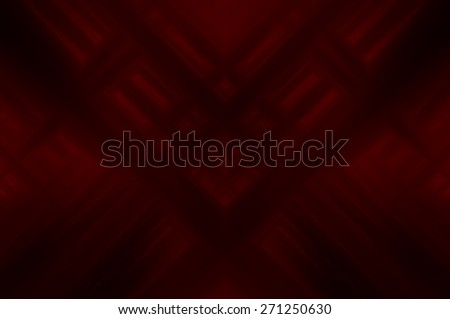 Abstract mosaic geometrical red background - stock photo