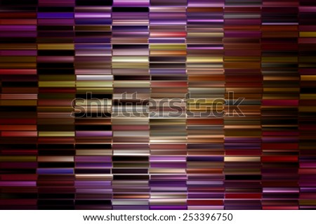 abstract mosaic multicolored background with gloss - stock photo
