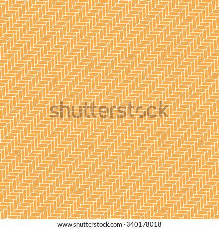 Abstract Mosaic Orange Background. Abstract Diagonal Orange Pattern. Orange Floor Tiles. - stock photo