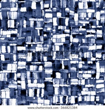Abstract motif. Seamless pattern. - stock photo