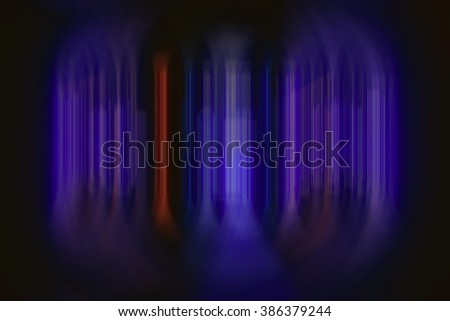 abstract motion background multicolored gradient, vertical lines