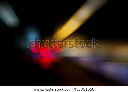Abstract motion bright background