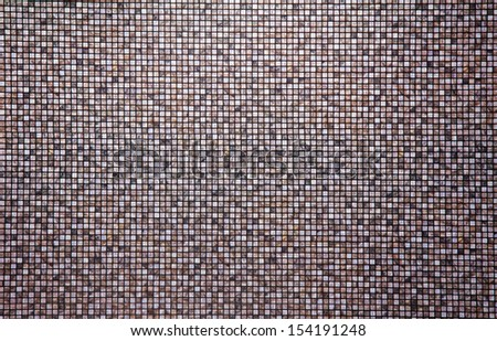 Abstract multicolored ceramic tile textural background - stock photo