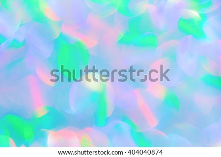 Abstract multicolored iridescent glitter texture background. Holiday background - stock photo