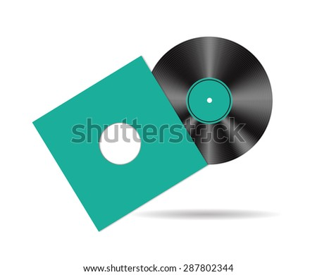 Abstract music background  illustration for your design - stock photo
