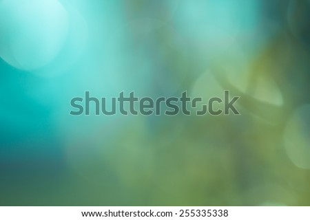abstract natural green background - stock photo