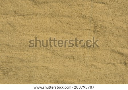 Abstract  natural Yellow Cement  texture / background