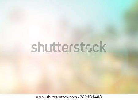 Abstract nature background. - stock photo