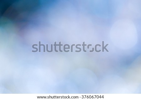 abstract nature, soft blur bokeh
