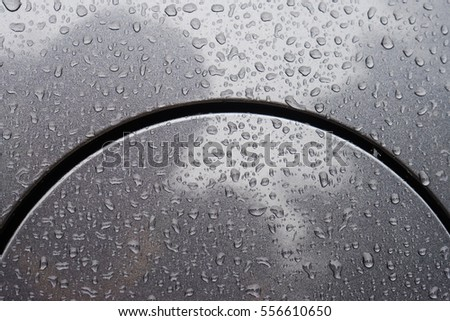 abstract of water stain on background