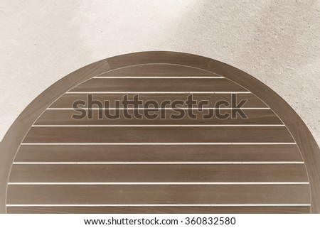 abstract of wood curve for background used