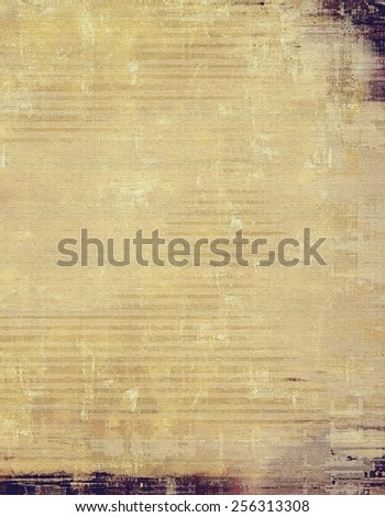 Abstract old background or faded grunge texture. With different color patterns: yellow (beige); brown; gray; purple (violet) - stock photo