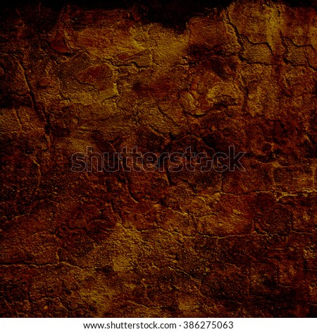 abstract old brown cement texture. vintage background