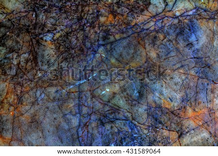 abstract old marble texture ,dark tone and high contrast .Details of marble texture background.Details grunge of marble texture background.Beautiful texture marble dark tone  wallpaper .  - stock photo