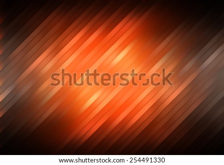 abstract orange background. diagonal lines and strips. - stock photo