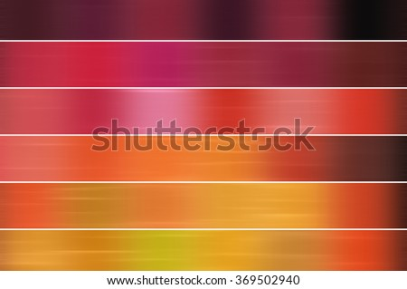 abstract orange background. horizontal lines and strips