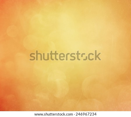 Abstract Orange Background - Stock Image - stock photo