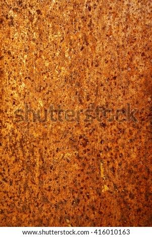 abstract orange background texture rusty wall