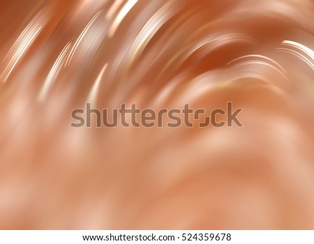 Abstract orange background with bokeh defocused lights. illustration beautiful.