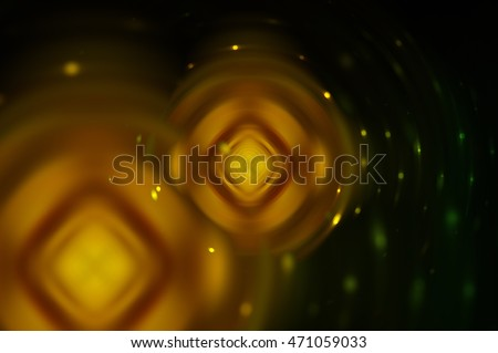 abstract orange background with diagonal illustration technology.