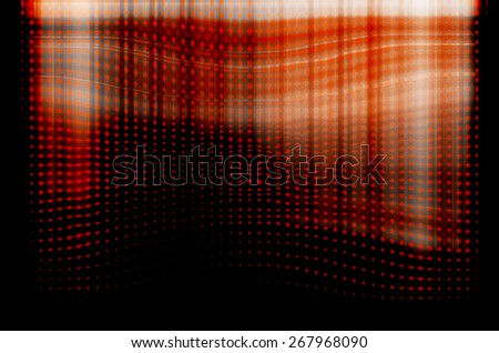 abstract  orange  color background with motion blur