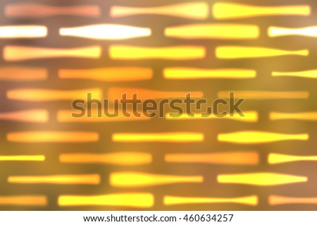 Abstract orange creative background