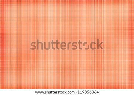 Abstract orange fabric background. - stock photo