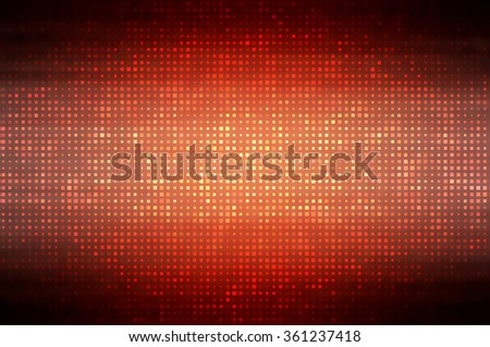 Abstract orange football or soccer backgrounds.
