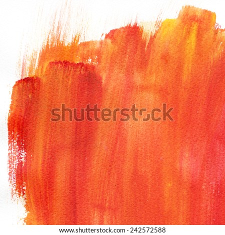 Abstract orange or red background with bright colorful texture. Vintage grunge backdrop design or Thanksgiving warm autumn background invitation or web template. - stock photo