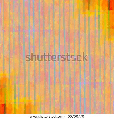 Abstract painted canvas multicolor background