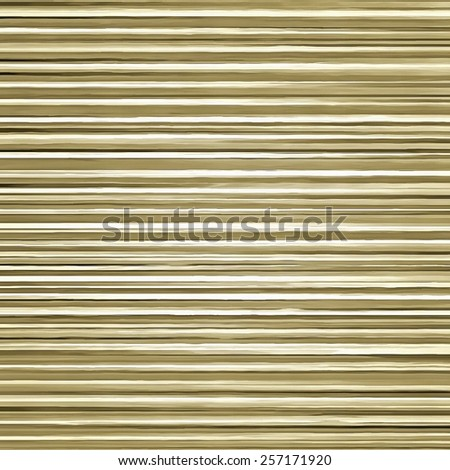 Abstract painting of horizontal lines. - stock photo