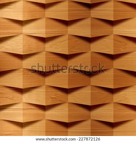 Abstract paneling pattern seamless background interior for Alder design