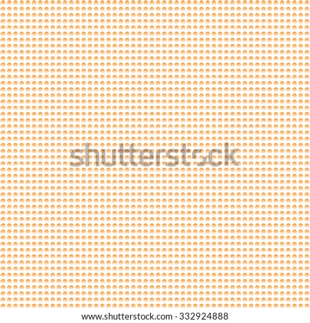 Abstract pattern background with gradient circles dots .