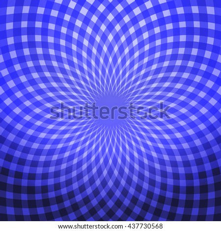 Abstract pattern for design. Light blue background for greeting cards, invitations or design of the site. Raster illustration