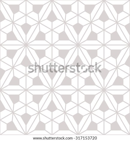 Abstract pattern in Arabian style. Seamless background. Bright texture. - stock photo