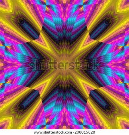 Abstract pattern manipulation