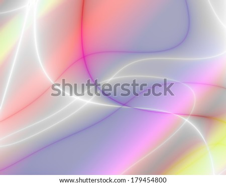 abstract pattern with colorful gradients and glowing lines, can be used as a background  or for other design purposes