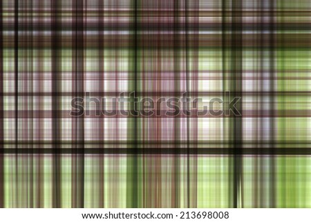 abstract patterns of plaid for background.