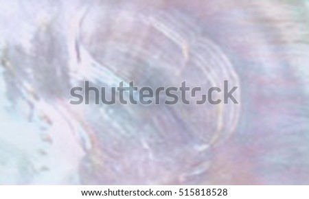 Abstract pearl background with mother of pearl aqua and lilac shimmering shell