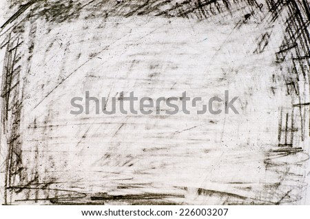 abstract pencil scribbles background texture