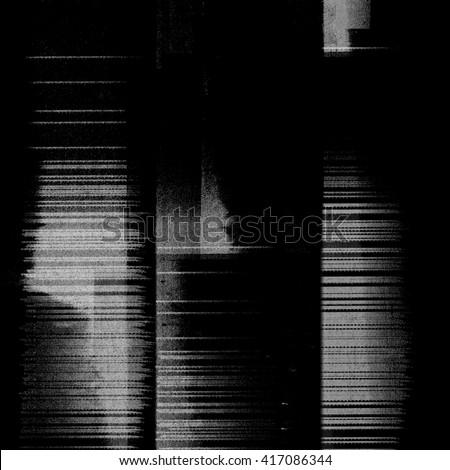 Abstract photocopy texture - stock photo